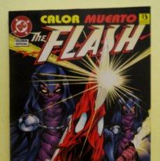 Cómics: THE FLASH: CALOR MUERTO. ZINCO. TOMO PRESTIGIO NÚMERO 6. 1995. Lote 141169702