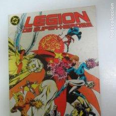 Comics : LEGION DE SUPERHEROES Nº 10 - EDICIONES ZINCO C12. Lote 141462266