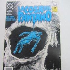 Cómics: SWAMP THING LA COSA DEL PANTANO VOL. 4 N1º 5. (ALAN MOORE / RICK VEITCH) ZINCO 1991 E10. Lote 141483034
