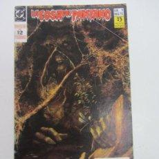 Comics: SWAMP THING LA COSA DEL PANTANO VOL. 4 1. (ALAN MOORE / RICK VEITCH) ZINCO, 1991 E10. Lote 141483678