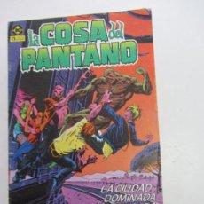 Cómics: SWAMP THING LA COSA DEL PANTANO VOL. I Nº 3. ZINCO, 1984 E10. Lote 141484422