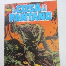 Cómics: SWAMP THING LA COSA DEL PANTANO VOL. I Nº 2. ZINCO, 1984 E10. Lote 141484630