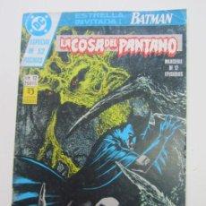 Cómics: SWAMP THING LA COSA DEL PANTANO VOL. 4 Nº 12. ( MOORE BISSETTE RANDALL) ZINCO 1991 E10. Lote 141484838