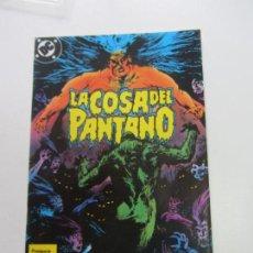Cómics: SWAMP THING LA COSA DEL PANTANO VOL. 3 Nº 3. ( MOORE BISSETTE ) AMERIAN GOTHIC ZINCO 1988 E10. Lote 141485118