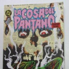 Cómics: SWAMP THING LA COSA DEL PANTANO VOL. 3 Nº 2 . ( MOORE BISSETTE ) AMERIAN GOTHIC ZINCO 1988 E10. Lote 141485298