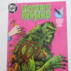 Comics: SWAMP THING LA COSA DEL PANTANO VOL. 3 Nº 7 ( MOORE BISSETTE ) AMERIAN GOTHIC ZINCO 1988 E10. Lote 141485494