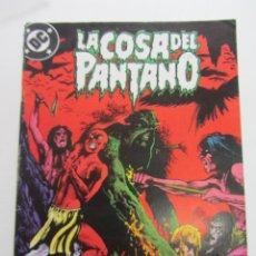 Cómics: SWAMP THING LA COSA DEL PANTANO VOL. 3 Nº 11 ( MOORE BISSETTE ) AMERIAN GOTHIC ZINCO 1988 E10. Lote 141485742