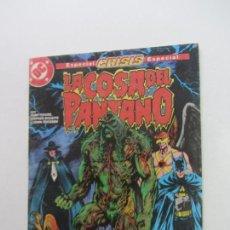 Comics: SWAMP THING LA COSA DEL PANTANO VOL. 3 Nº 9 ( MOORE BISSETTE ) AMERIAN GOTHIC ZINCO 1988 E10. Lote 141485858