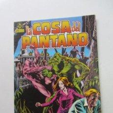 Cómics: SWAMP THING LA COSA DEL PANTANO VOL I Nº 5 EDICIONES ZINCO 1985 E10. Lote 141486030