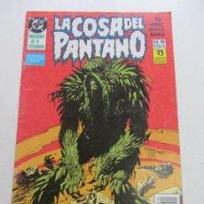 Cómics: SWAMP THING LA COSA DEL PANTANO VOL 4 Nº 4 MOORE EDICIONES ZINCO 1991 E10. Lote 141488782