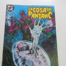Cómics: SWAMP THING LA COSA DEL PANTANO VOL 3 Nº 4 MOORE ZINCO 1988 AMERICAN GOTHIC E10. Lote 141488910