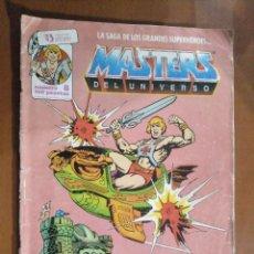 Comics: MASTERS DEL UNIVERSO Nº 8 ** ED. ZINCO. Lote 141529338