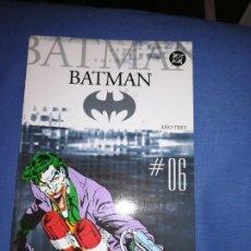 Cómics: BATMAN COLECCIONABLE PLANETA DE AGOSTINI 2005. NÚMERO 6. AÑO TRES. Lote 141573502
