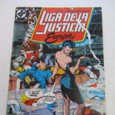 Cómics: LIGA DE LA JUSTICIA EUROPA VOL.I Nº 4 (ZINCO,1989) KEITH GIFFEN BART SEARS C18. Lote 141585406