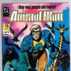 Cómics: ANIMAL MAN. MORRISON - TRUOG & HAZLEWOOD. NUMEROS 1 AL 5 DE LA COLECCION.. Lote 141665440