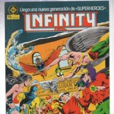 Comics: INFINITY INC. Nº 4. ZINCO, AÑO 1986. Lote 142185149