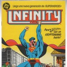 Comics: INFINITY INC. Nº 5. ZINCO, AÑO 1986. Lote 142185464