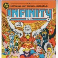 Cómics: INFINITY INC. Nº 7. CAPITULO FINAL DE GENERACIONES. ZINCO, AÑO 1986. Lote 142187072