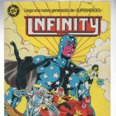 Cómics: INFINITY INC. Nº 8. ZINCO, AÑO 1986. Lote 142187398
