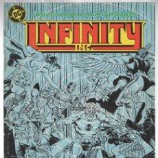 Cómics: INFINITY INC. Nº 9. ZINCO, AÑO 1986. Lote 142187692