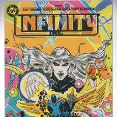 Cómics: INFINITY INC. Nº 10. ZINCO, AÑO 1986. Lote 142188000