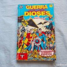 Comics: LA GUERRA DE LOS DIOSES, TOMO DC. ZINCO. Lote 175403532