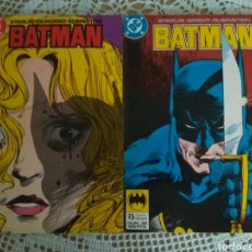 Cómics: BATMAN Nº 29-30 SERIE REGULAR VOLUMEN 2 ZINCO (1990). Lote 142301360