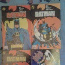 Cómics: BATMAN: AÑO DOS: COMPLETA EN 3 NUMEROS + BATMAN: CIRCULO MORTAL (CONTINUACION DE AÑO DOS): ZINCO. Lote 142429666