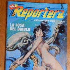 Cómics: COMIC - ERÓTICO PARA ADULTOS - REPORTERA Nº 8 - LA FOSA DEL DIABLO - EDICOMIC. Lote 142629218