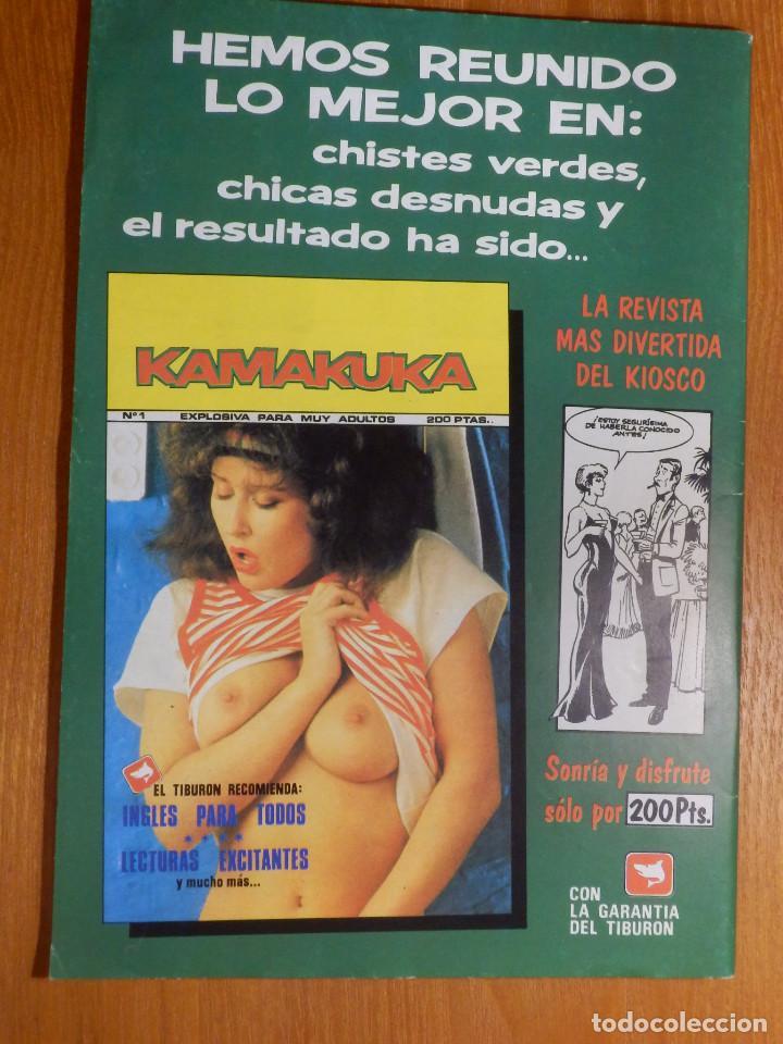 Cómics: COMIC - ERÓTICO PARA ADULTOS - REPORTERA Nº 8 - LA FOSA DEL DIABLO - EDICOMIC - Foto 2 - 142629218