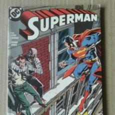 Cómics: RETAPADO SUPERMAN N°19: NÚMEROS 51-52-53-54-55 (EDICIONES ZINCO, 1988-1989).. Lote 142867196