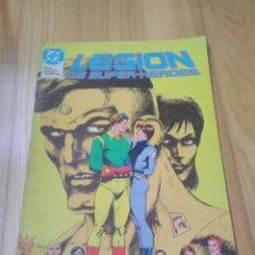 Cómics: COMIC DC ZINCO LA LEGION DE SUPER HEROES Nº 8. Lote 142959490
