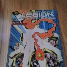 Cómics: COMIC DC ZINCO LA LEGION DE SUPER HEROES Nº 9. Lote 142959510
