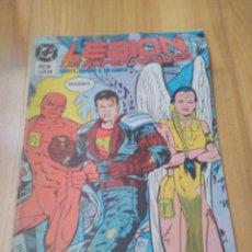 Cómics: COMIC DC ZINCO LA LEGION DE SUPER HEROES Nº 21. Lote 142959538
