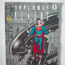 Cómics: SUPERMAN ALIENS LIBRO UNO. Lote 143143866