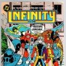Cómics: INFINITY INC. Nº 11. ZINCO, AÑO 1986. Lote 143159757