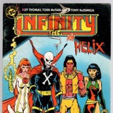 Cómics: INFINITY INC. Nº 12. ZINCO, AÑO 1986. Lote 143159866