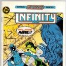 Cómics: INFINITY INC. Nº 17. ZINCO, AÑO 1986. Lote 143160214