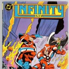 Cómics: INFINITY INC. Nº 15. ZINCO, AÑO 1986. Lote 143160430