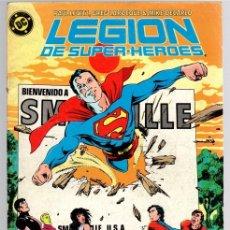 Cómics: LEGION DE SUPER HEROES. Nº 6. ZINCO, AÑO 1987. Lote 143161110