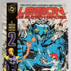 Cómics: LEGION DE SUPER HEROES. Nº 2. ZINCO, AÑO 1987. Lote 143163441