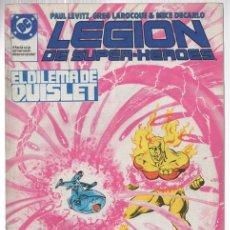 Cómics: LEGION DE SUPER HEROES. Nº 26. ZINCO, AÑO 1987. Lote 143299837