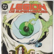 Cómics: LEGION DE SUPER HEROES. Nº 25. ZINCO, AÑO 1987. Lote 143300114