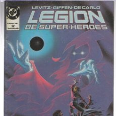 Cómics: LEGION DE SUPER HEROES. Nº 16. ZINCO, AÑO 1987. Lote 143300384