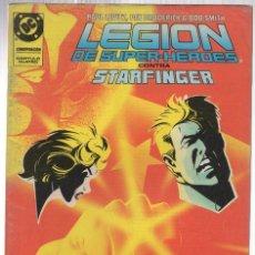 Cómics: LEGION DE SUPER HEROES. Nº 15. ZINCO, AÑO 1987. Lote 143301838