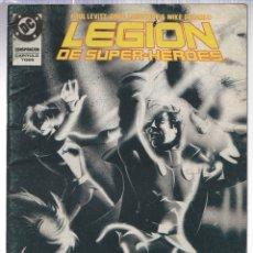 Cómics: LEGION DE SUPER HEROES. Nº 14. ZINCO, AÑO 1987. Lote 143302061
