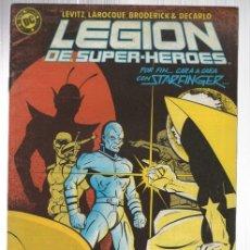 Cómics: LEGION DE SUPER HEROES. Nº 13. ZINCO, AÑO 1987. Lote 143302429