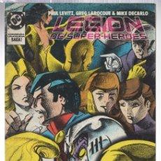 Cómics: LEGION DE SUPER HEROES. Nº 12. ZINCO, AÑO 1987. Lote 143302653