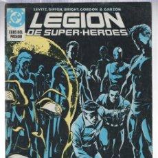 Cómics: LEGION DE SUPER HEROES. Nº 27. ZINCO, AÑO 1987. Lote 143304066