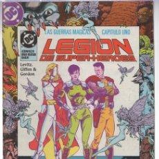 Cómics: LEGION DE SUPER HEROES. Nº 28. ZINCO, AÑO 1987. Lote 143304269